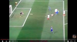 Sigthórsson VIDEO gol Inghilterra-Islanda 1-2