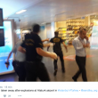 YOUTUBE Turchia, a Istanbul spari ed esplosioni all'aeroporto Ataturk 5