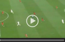 Robert Lewandowski VIDEO gol Polonia-Portogallo 1-0