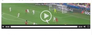 Renato Sanches VIDEO gol Polonia-Portogallo 1-1
