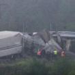 YOUTUBE Belgio, scontro tra treni: diversi morti e feriti 7
