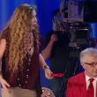 Maurizio Costanzo vs Eleonora Brigliadori. Lei lascia show 5
