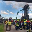 Germania, crolla cantiere in autostrada: almeno tre morti FOTO 3