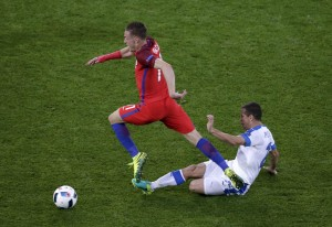 Slovacchia-Inghilterra 0-0. Video highlights, foto