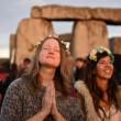 Stonehenge, in migliaia festeggiano solstizio d'estate2
