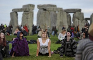 Stonehenge, in migliaia festeggiano solstizio d'estate3