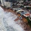 Tempesta colpisce Sydney: piscina crolla in mare 6