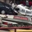 Ultraleggero si schianta su parcheggio a Houston, 3 morti666