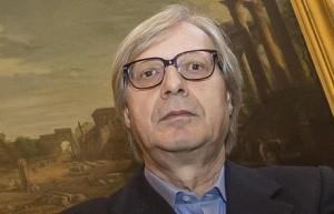 Vittorio Sgarbi (foto Ansa)