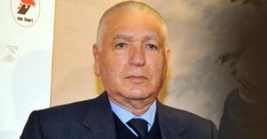 Guarda la versione ingrandita di Vincenzo Matarrese morto. Presidente del Bari per 28 anni