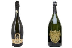 Guarda la versione ingrandita di Vino greco venduto per prosecco o champagne: made in italy..