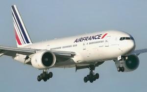 Guarda la versione ingrandita di Air France, sciopero aerei da 11 a 14 giugno. Euro 2016...
