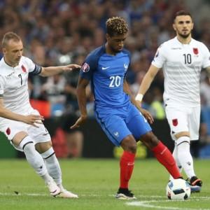 Francia-Albania 1-0 all'ultimo minuto: FOTO e tabellino