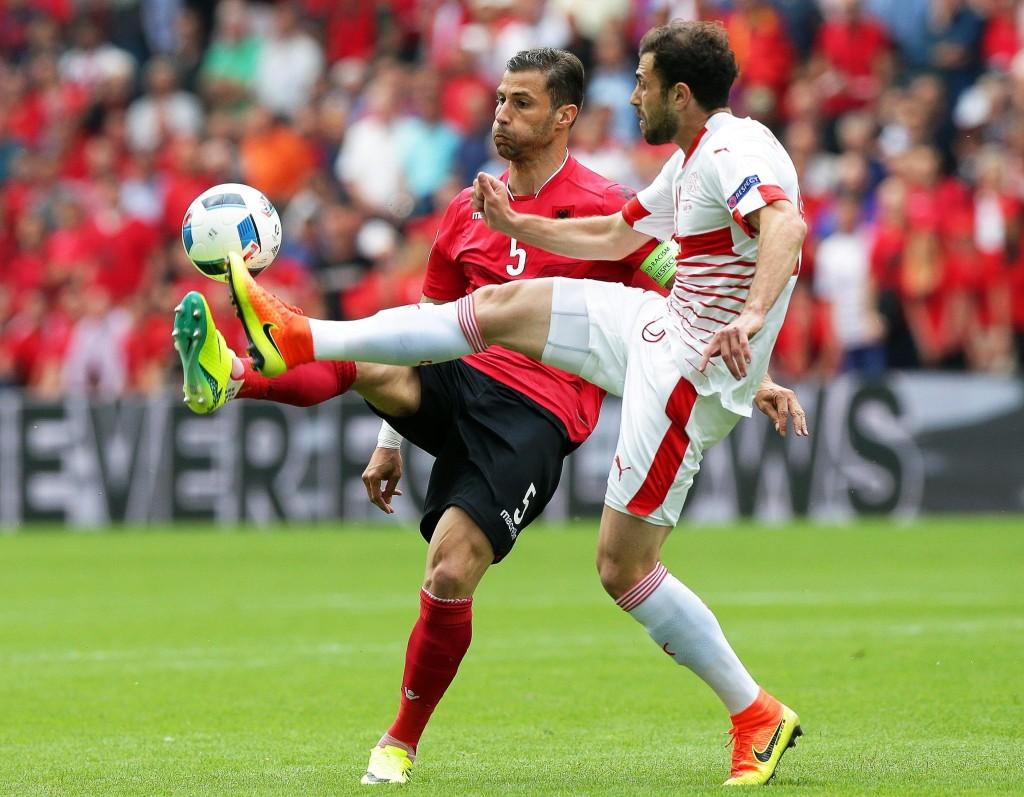 Group A Albania vs Switzerland