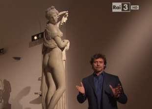 """Alberto Angela e i romani. Dagospia: """"Ulisse senza tabù..."""""""