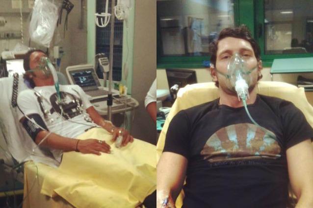 """Aldo Montano e allergia a caseina: """"Spesso in ospedale, mi vogliono..."""" 01"""