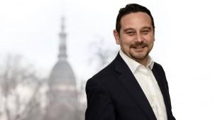 Ballottaggi Novara 2016, Alessandro Canelli (centrodestra) sindaco