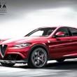 Alfa Romeo Stelvio: il SUV che sarà in vendita nel 2017 FOTO 01