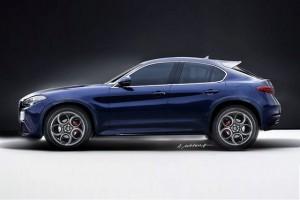 Alfa Romeo Stelvio: il SUV che sarà in vendita nel 2017 FOTO