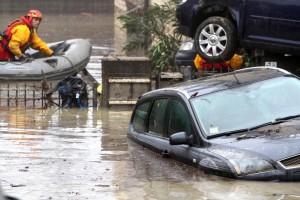 Guarda la versione ingrandita di Federico Pizzarotti indagato per alluvione Parma del 2014 (foto ANsa)