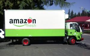 Amazon Fresh, la spesa a domicilio costa la metà ma la consegna...