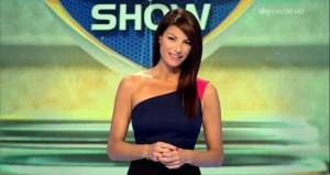 Italia-Spagna, Ilaria D'Amico e quel commento su Ogbonna-Conte