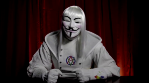 YOUTUBE Anonymous lancia il suo partito, The Humanity Party