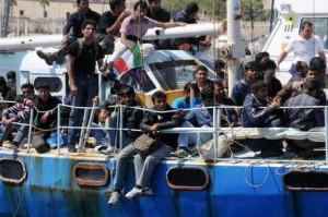 Vienna, bloccare migranti su isole come Ellis Island