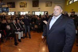 Ballottaggio Grosseto 2016, Vivarelli Colonna (centrodestra) sindaco