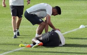Guarda la versione ingrandita di Euro 2016, Rudiger crack: crociato rotto, fuori sei mesi