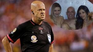 Copa America, scandalo a luci rosse: arbitro della finale con... FOTO