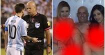 Copa America, giallo hot<br /> Arbitro finale con escort