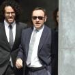 Armani Uomo, sfilata a Milano: Kevin Spacey, Ricky Martin, Mastandrea...