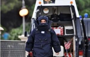 Genova, allarme bomba a Castelletto: artificieri sul posto