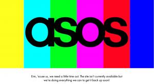 Asos, sito e-commerce inglese down dopo Brexit