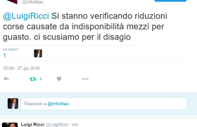 Atac, ondata di guasti a due ore da Italia-Spagna…