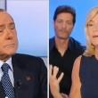"""Berlusconi a L'Aria che tira: """"Non mi sposo4"""