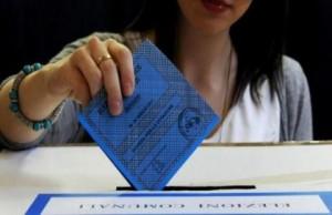 Ballottaggio Roma: come si vota, FAC SIMILE scheda