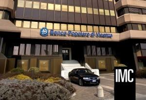 Banca popolare Vicenza, perquisita sede centrale