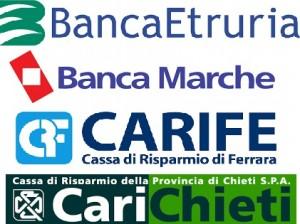 Banca Etruria & co: indennizzi, più tempo. Il decreto è legge