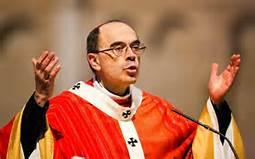 Il cardinale Philippe Barbarin