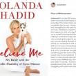Bella Hadid ha malattia di Lyme come la madre. Le scrive... 6