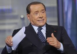 """Berlusconi su Facebook: """"Naturalmente preoccupato per l'intervento"""""""
