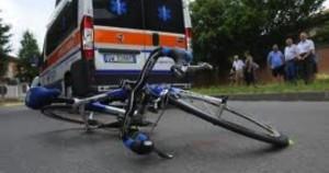 Gino Mazzantini scivola in bici e batte la testa: è in coma