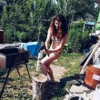 Giovani bielorussi senza vestiti su Instagram10