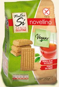 Guarda la versione ingrandita di Biscotti Novellini vegani ritirati: ecco quali lotti