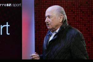 """Joseph Blatter: """"Artemio Franchi unico che truccava sorteggi"""""""