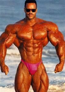 Un bodybuilder