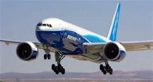 Guarda la versione ingrandita di Un Boeing 777