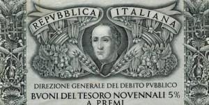 Guarda la versione ingrandita di Ritrova Bot da 500 lire del 1935, oggi vale 43mila euro